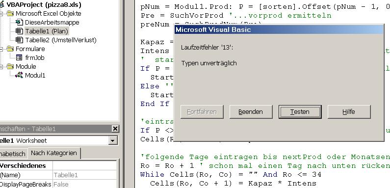 Excelexkursion In Vba Einf Hrung Excelvbaprogrammierung. Worksheet. Excel Vba Worksheet Name Ermitteln At Mspartners.co